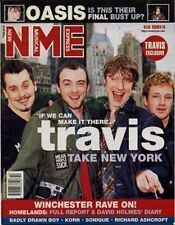 Travis Oasis Badly Drawn Boy Korn Sonique Richard Ashcroft Winchester Rave mag