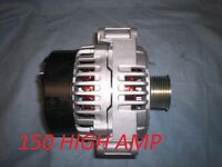 2002-98 Mercedes M Class 3.2 00-98 HIGH AMP ALTERNATOR Bosch Generator 1 year