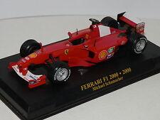 Ferrari F1  2000 Michael Schumacher 1/43e edition fabbri