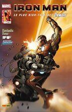 IRON MAN N° 3 Marvel France 1ère Série Panini  AVENGERS comics