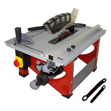 """STON 210mm 8"""" Wood Timber Bench Top Table Saw Sliding Side Extension Blade 110V"""