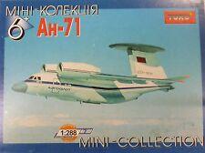 Toko 1/288 Antonov AN71 Aeroflot Jet Aircraft NIB