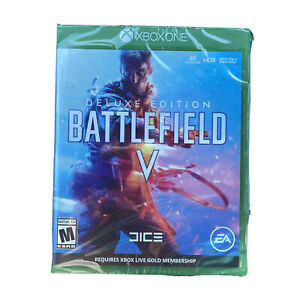 Battlefield V [Deluxe Edition]: Xbox One [Brand New]