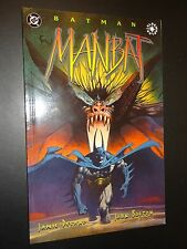 BATMAN: MANBAT n°1 - 1995 - EDITION U.S.