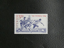 TIMBRES FOOTBALL : SUEDE WORLD CUP 1994 NEUF