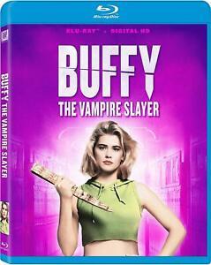 BUFFY THE VAMPIRE SLAYER  MOVIE (1992) 25TH ANNIVERSARY KRISTY SWANSON  BLU-RAY