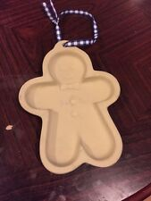 Lovely Ceramic Gingerbread Mould