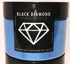 Внешний вид - BLACK DIAMOND 42g/1.5oz Mica Powder Pigment - Diamond Caribbean Blue