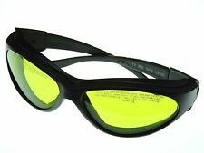 Laser Safety Glasses CE certified, 190-400nm, 808-1090nm, DPSS Laser, Diode Lase