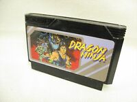 Famicom DRAGON NINJA Cartridge Only NINTENDO fc