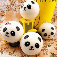 Great Squishy Chubby Panda Bread Cell Phone Charm Bag Strap Pendant Kid Toy 4cm