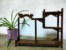 Chinese Antique-and-curio shelves DUBAO Pavilion Display rack