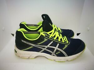 Asics gel trounce blue casual trainers size 8