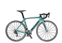 Bici Da Corsa Carbonio BIANCHI OLTRE XR4 CV Durace Mix Compact 11 V  MIS 53