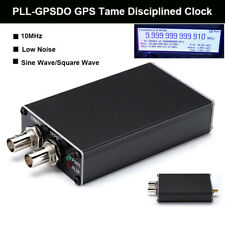 PLL-GPSDO GPS Tame Disciplined Clock GPS Receiver Sine Wave 1PPS 10Mhz Low Noise