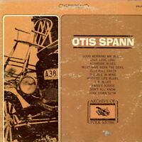 Otis Spann - Otis Spann (Vinyl LP - 1968 - US - Original)