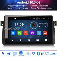 "9"" Android 10.0 DAB+ Autorradios GPS Radio para BMW 3er E46 M3 Rover 75 MG ZT 4G"
