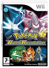 pokemon battle revolution     wii  pal