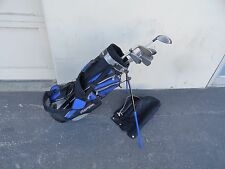 TARTAN ASPIRE 7 piece kids youth junior RH golf set and complete bag Hardly used