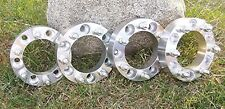 """TOYOTA (6x5.5) PICK UP 4X4 4WD WHEEL ADAPTERS SPACERS 2"""" 4PCS"""