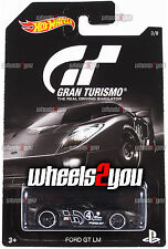 FORD GT LM - 2016 Hot Wheels GRAN TURISMO - DJL12-99A