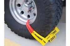 Trimax TCL65 Wheel Chock Lock Show Car Custom Trailer Safe New Free Shipping USA
