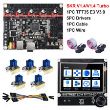 BIGTREETECH BTT SKR V1.4/Turbo 32 Bit Board+TFT35 E3 V3.0+TMC2209 TMC2208 UART