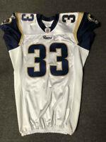 2011 Cadillac Williams St. Louis Rams Game Used Worn Football Jersey! Auburn LA