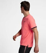 Nike Court Dry Men's Tennis Shirt - 830927 676