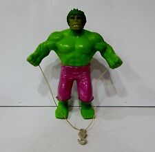 "VTG LOOSE FIGURE MARVEL INCREDIBLE HULK REMCO 1979 10"" ANTIQUE BATTERY OPERATED"