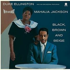 Black Brown & Beige - Duke Ellington (2017, Vinyl NEUF)