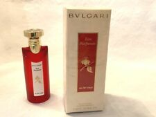 Au The` Rouge*Eau Parfumee* By Bvlgari 2.5oz Eau De Cologne Spray*Very Rare*Seal