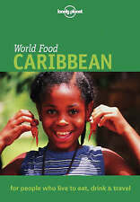 Lonely Planet World Food Caribbean-ExLibrary