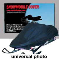 Universal Snowmobile Cover For 1996 Polaris XLT Snowmobile Katahdin Gear KG01024