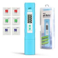 pH Messgerät v2 von AQO - digitales pH Meter für Aquarium, Pool, Haushalt