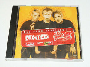 Red Room Sessions #01 Busted/Coca Cola/Smash Hits/CD/Album