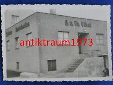 2 Fotos Paderborn Nord Bahnhof Eisenwaren H. Th. Eikel Abschleppwagen 1930 Nr.5