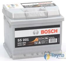 063 Bosch Car Battery with 5 Year Guarantee - Next Day Delivery - S5001