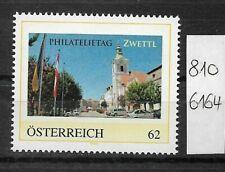 Österreich  PM Philatelietag ZWETTL 8106164 **