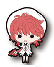 Magic Knights Rayearth Hikaru White Dress Rubber Phone Strap Mini Vol. 2 NEW