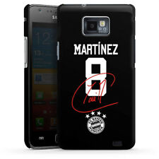 Samsung Galaxy s2 plus premium case cover-Martinez #8 - defensa-fcb