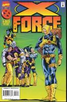 X-Force, Comic Book, Vol.1, #44 July 1995