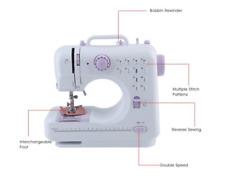Electric Home Sewing Machine, 12 Stitch Pattern