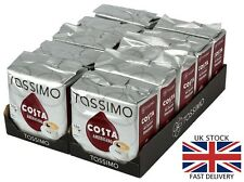 160 Coffee Servings Pods Capsule Costa Tassimo Americano Bulk Pack Office Buy