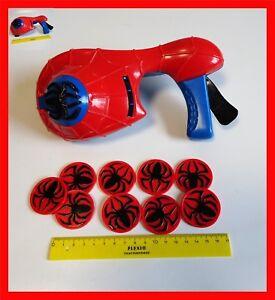 Spider-Man Spiderman Waffe Werfer Marvel selten rar