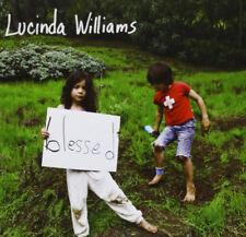LUCINDA WILLIAMS BLESSED CD MUSIC NEW ALTERNATIVE FOLK COUNTRY ROCK