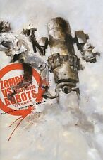 Ashley Wood Illustration book ZOMBIE vs. ROBOT 2013 JAPAN