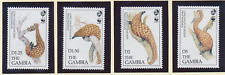 Gambia Stamps Scott #1362 To 1365, Mint Never Hinged