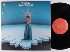 BOB SEGER SYSTEM Ramblin' Gamblin' Man CAPITOL LP VG+ *