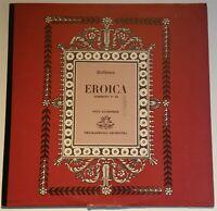 "Beethoven Symphony Nr. 3 ""EROICA"" Otto Klemperer Angel Records 33528"